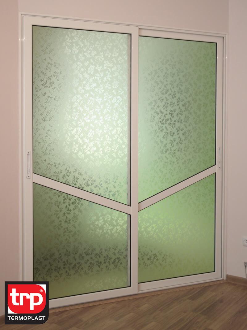 Termoplast - Usi culisante interior