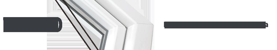 Menuiserie en PVC TRP 80 Termoplast