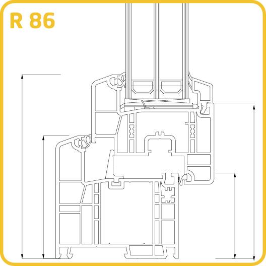 Termoplast Rau Fipro Geneo  - profil