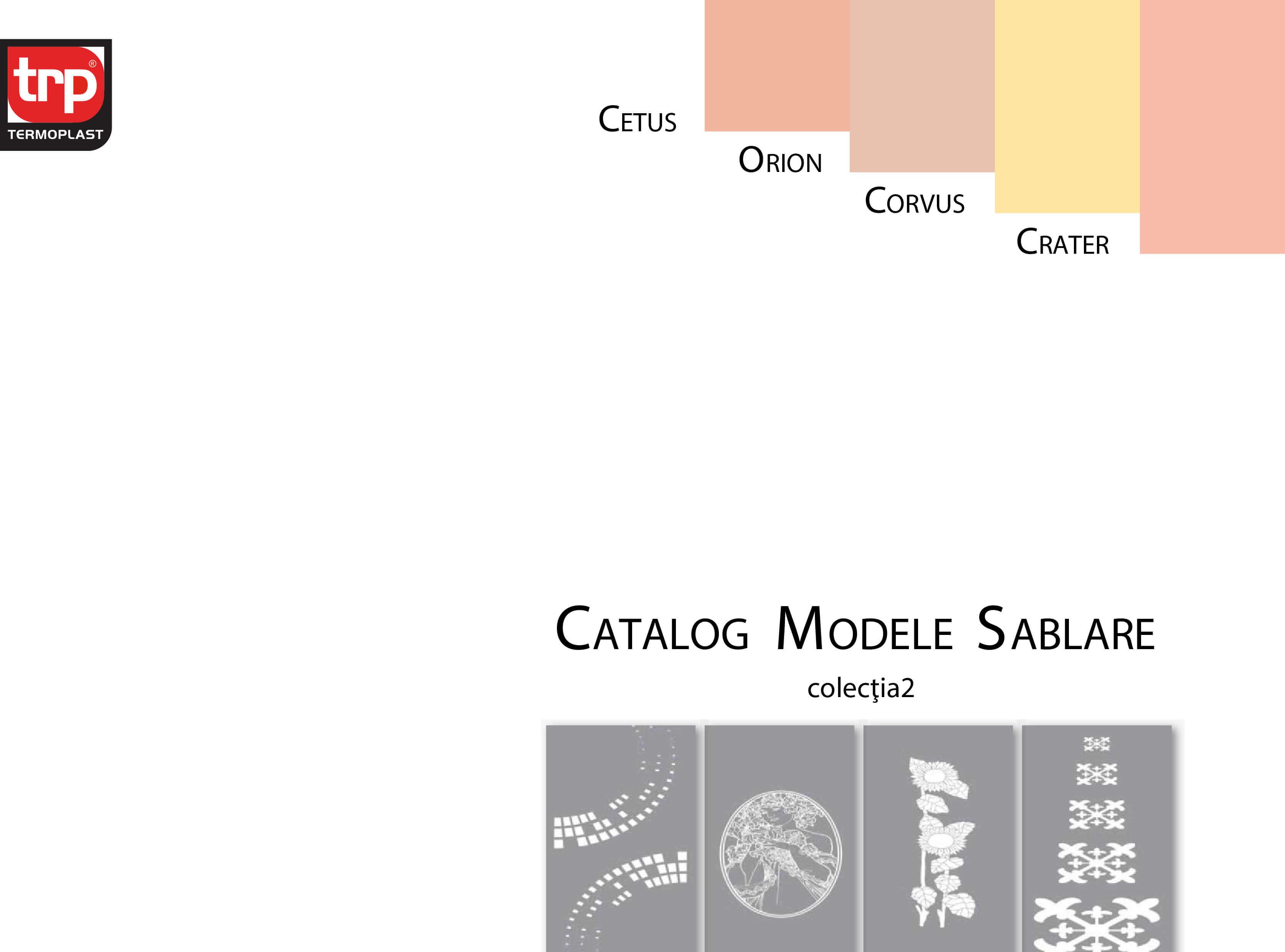 catalogues de verre décoratif