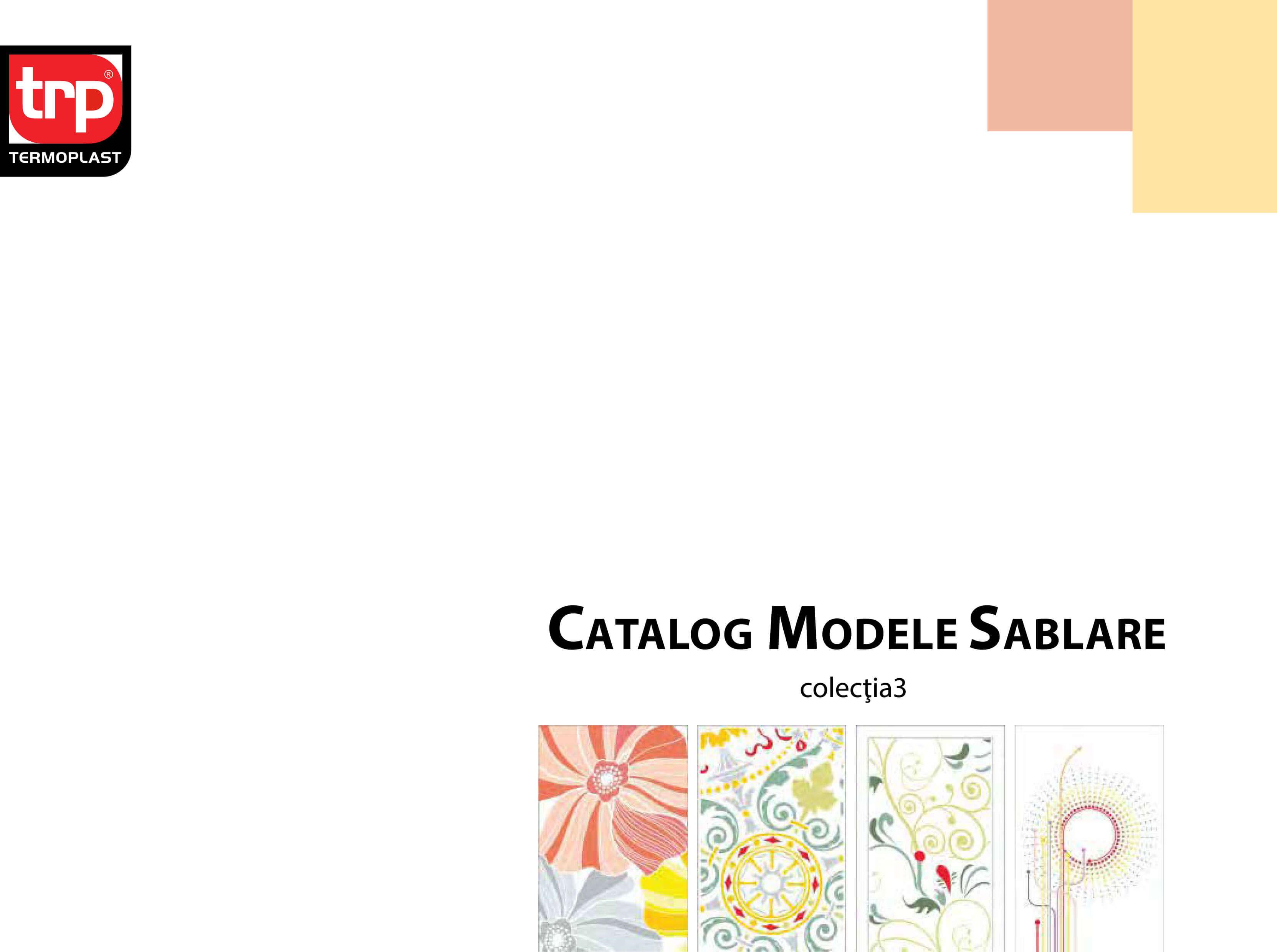catalogue ponçage