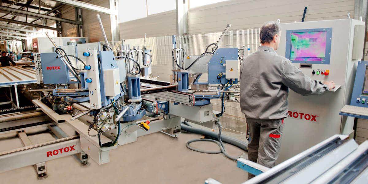 usine de pvc Termoplast