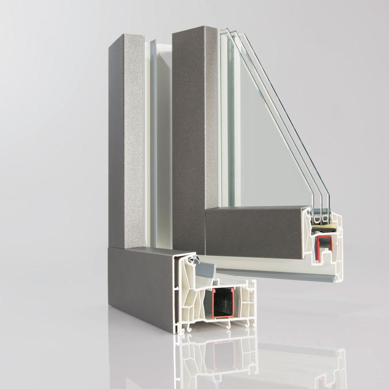 placage d'aluminium Termoplast